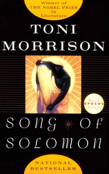 an analysis of the deep symbolism in toni morrisons novel song of solomon Song of solomon by toni morrison home /  analysis  symbolism, imagery, allegory  he is overcome with understanding for the people in his life and feels deep.