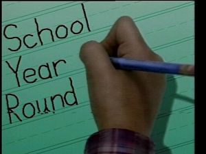 essay on year round schools