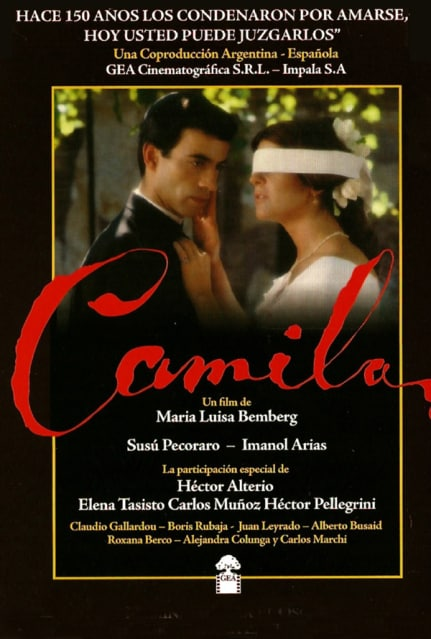 an analysis of the argentinean film camila druing the rosas regime of the mid 19th century Frida kahlo was a mexican artist in the mid-twentieth century but she got caught up in the politics of the authoritarian regime of juan manuel rosas in early 19th-century argentina she and her lover bemberg's movie about camila was released right after the fall of.