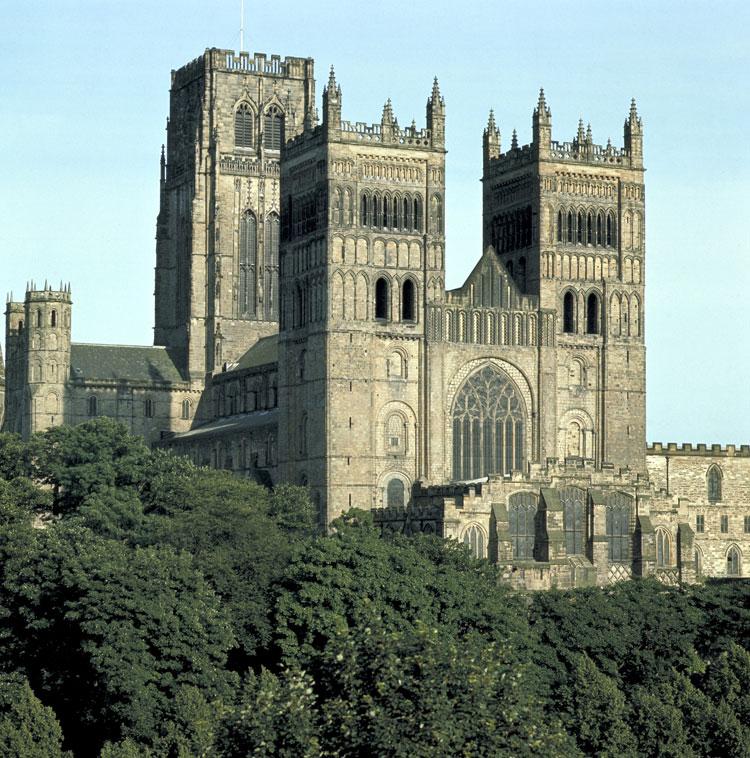 Durham cathedral history architecture online homework for Catedral de durham interior