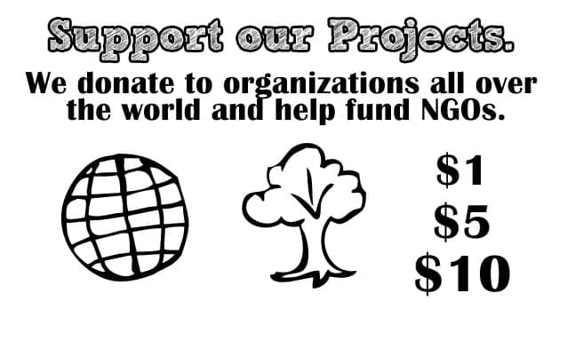 support our projects 2 Upload and Save a Child