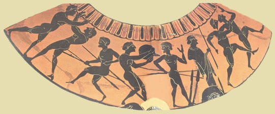 BBC  Primary History  Ancient Greeks  The Olympic Games