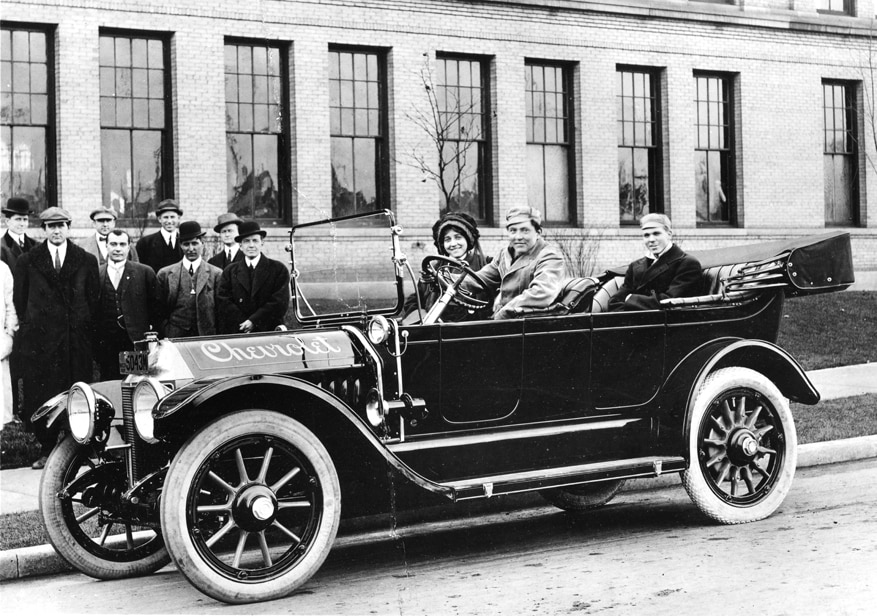 Automobiles In 1920s History Amp Production Online