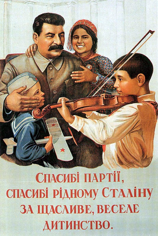 Stalinism 1 Stalinism  Stalin   s Economic Policy  1930 40 Joseph Stalin Propaganda Posters