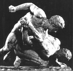 Ancient Roman Pankration Ancient Roman: Boxing, Wrestling, Pankration