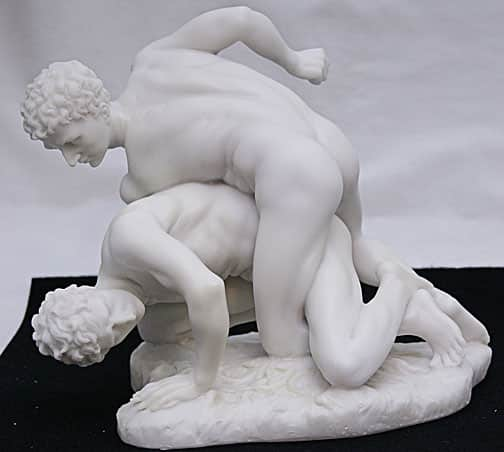 Ancient Roman Wrestling Ancient Roman: Boxing, Wrestling, Pankration