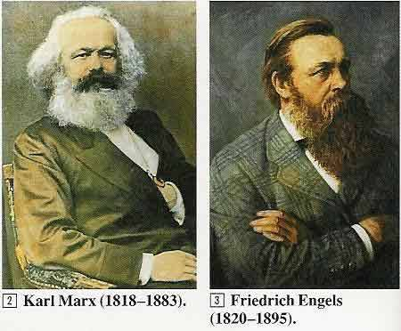 Karl Marx and Friedrich Engels: The Bourgeois ...