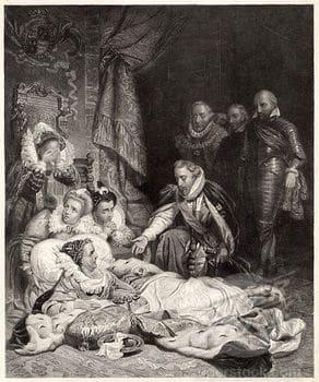 Queen Elizabeth Died How