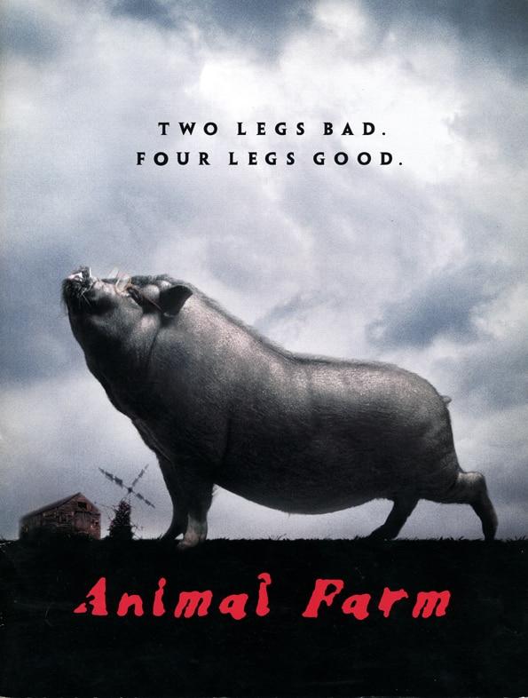 rhetoric in george orwells animal farm essay