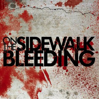on the side walk bleeding Review for on the sidewalk bleeding take this quiz what are you doing when you make a prediction what would be a likely prediction a reader could make based on this story's title.