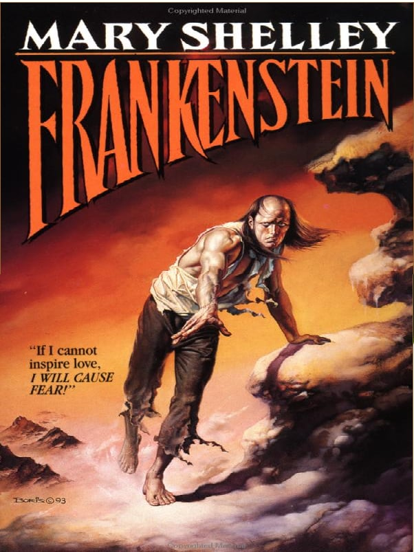 an analysis of the effects of technology in frankenstein by mary shelley Frankenstein by mary shelley sample book analysis essay free  what is the  effect of presenting different characters' viewpoints, especially those of victor and .
