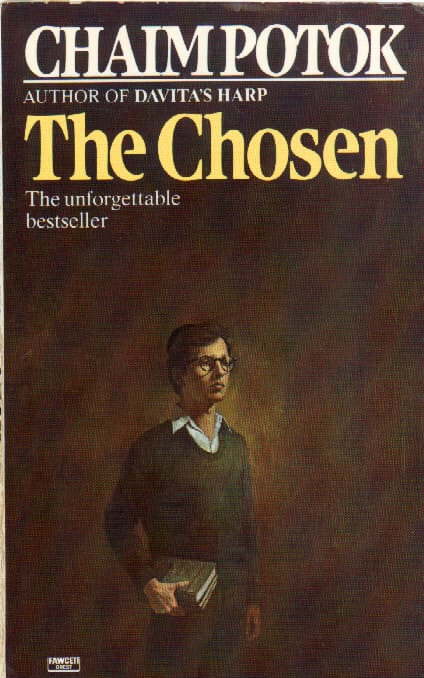 analysis of the novel the chosen by chaim potok This first novel, ostensibly about the  kirkus reviews issue: april 1st, 1967 more by chaim potok nonfiction the gates of november by.
