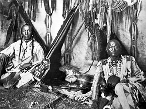 The Blackfoot Indians: History, Culture, Society - SchoolWorkHelper