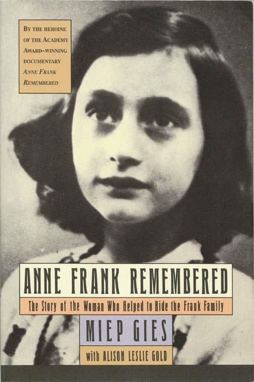 Anne Frank Remembered: Summary - SchoolWorkHelper