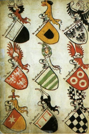an introduction to role of heraldry in midevil times Despite the knights' gradual loss of military importance, the system by which noble families were identified, called heraldry, continued to flourish and became more complex.