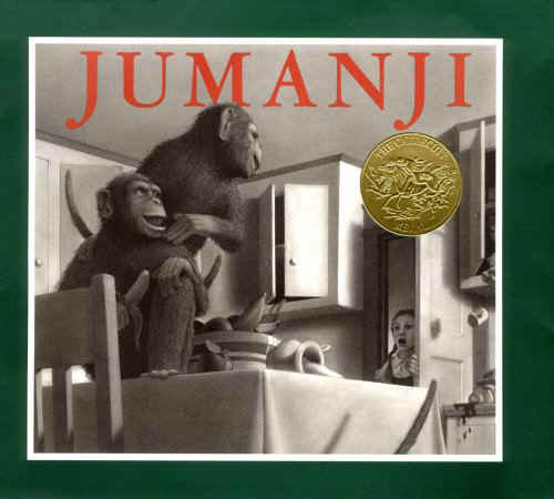 Image result for jumanji book cover