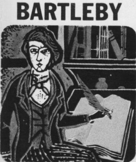 the portrayal of herman melvilles personal character in the novel bartleby the scrivener An essay on characterization based on bartleby the scrivener by herman melville in herman melville's book, bartleby portrayals of the characters bring.