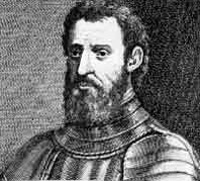 a description of giovanni da verrazano as a florentine explorer and navigator Giovanni da verrazano was a florentine explorer and navigator although he was italian, he was employed by the kind of france to find a passage to the pacific.