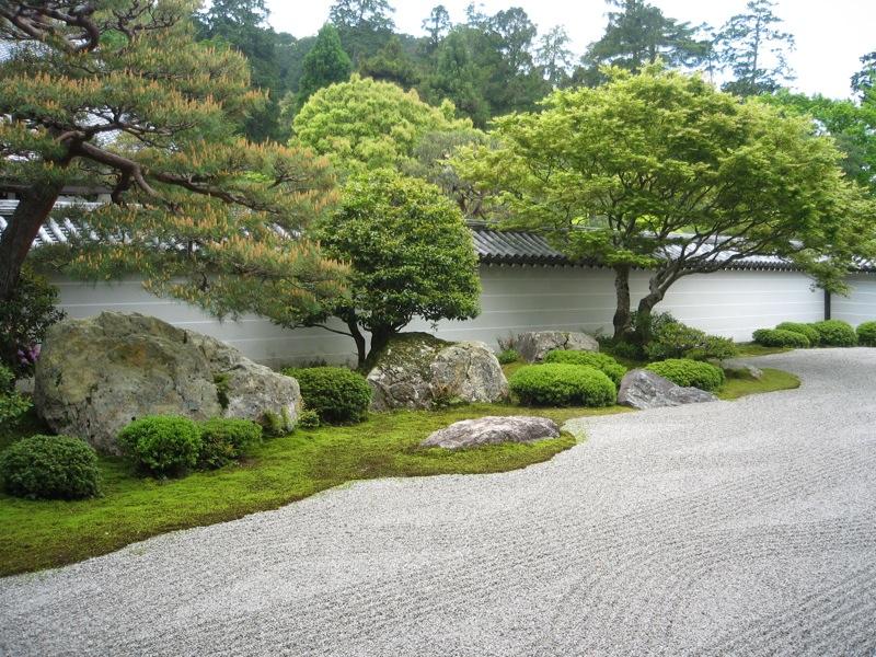 Japanese rock gardens history - Japanese Zen Rock Garden Schoolworkhelper