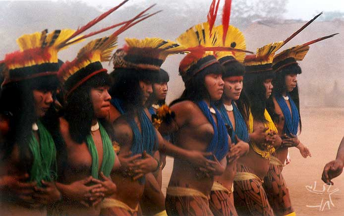 The Kalapalo Indians Culture Lifestyle on Seasons And Months