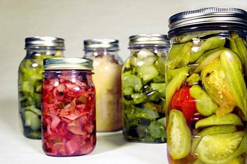 preservation method canning The students will complete the food preservation - canning,  ask students if there may be circumstances under which a method might be impossible or.