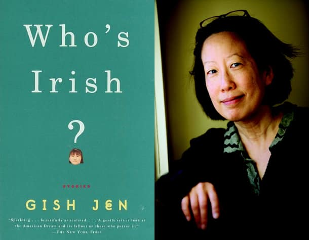 who s irish by gish jen Who's irish stories by gish jen 208 pages alfred a knopf $2200 ish jen's characters, chinese immigrants and their american-born children,.