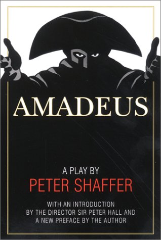 a literary analysis of the play amadeus The movie was based on peter shaffer's 1979 stageplay amadeus  a short  drama called mozart and salieri in 1830, only five years after salieri's death  12  to salieri, and wrote a series of variations on a theme from salieri's opera falstaff.
