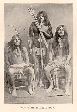 Comanche-Indians