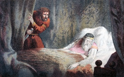 the demonstration of william shakespeares skills in imagery and symbolism in macbeth Symbolism in macbeth in william shakespeare's macbeth, symbolism is abundantly used in exemplifying the overall theme of murder there are several prominent forms of this throughout the play the contrast of light and dark representing good and evil plays a major role in the advancement of e.