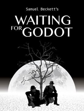 an analysis of the topic of waiting for godot Waiting for godot, arguably the playwright's most popular play, follows the absurd characters vladimir and estragon on their purposeless journey waiting for the non-materialised character of godot joined later by pozzo and lucky, these duos make the audience question their validity and purpose.